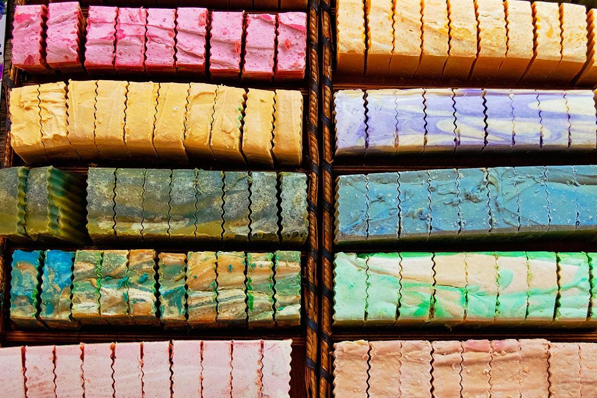 Amish Made Handmade Soaps - Soap Spread